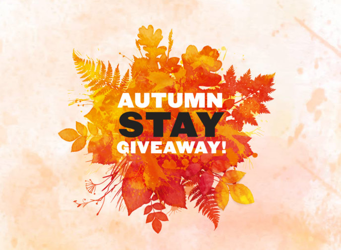 Autumn Stay Giveaway