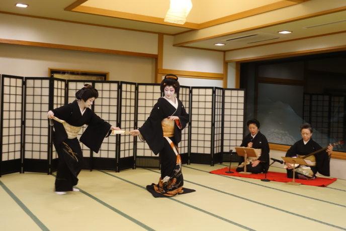 Geisha Experience In Otaru Jan 25Th 201711