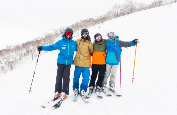 Go Snow Adult Group Lesson 7