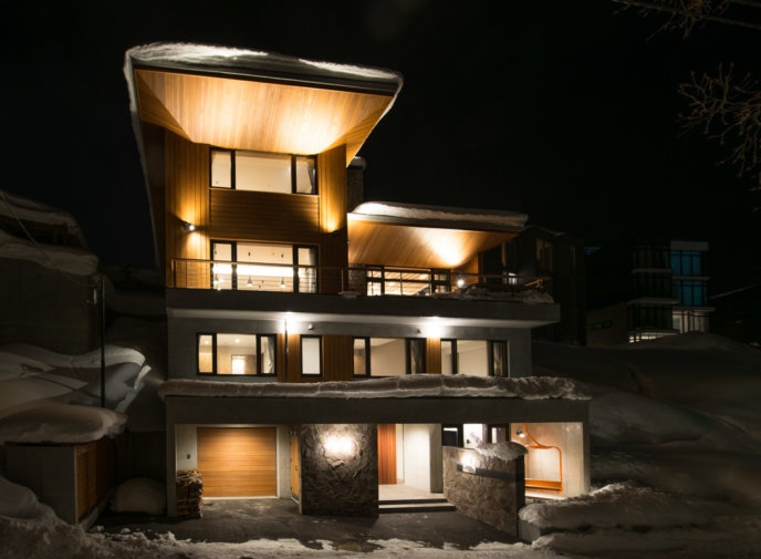 Hakuchozan Niseko Exterior2