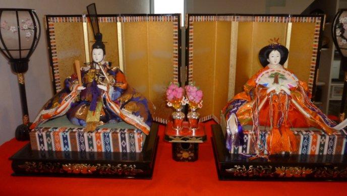 Hina Matsuri Dolls Emperor Empress Topplatform Wikipedia 2011