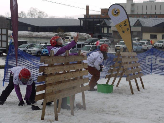 Ki Niseko Snowater Festival 2016 Thai Snowater Team