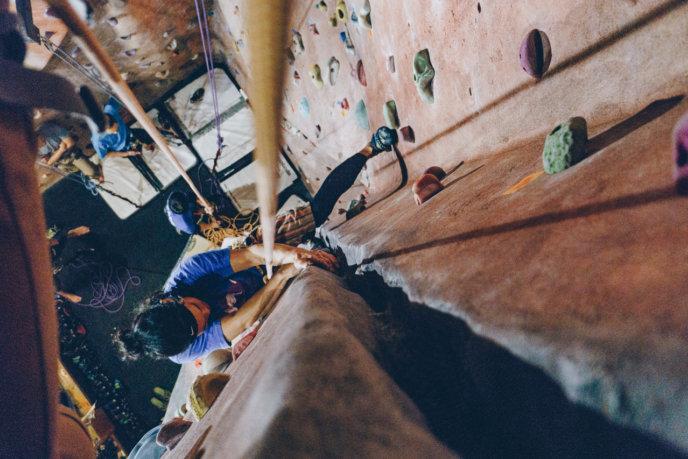 Nac Climbing 2018