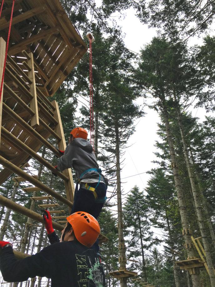 Nac Tree Trekking 88