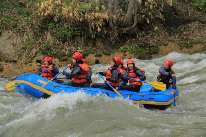 Nac Rafting
