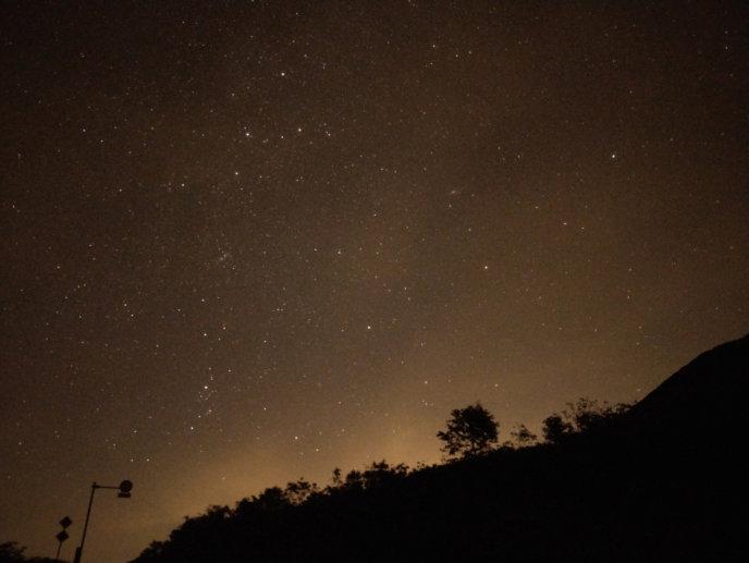 Niseko Stars at Night