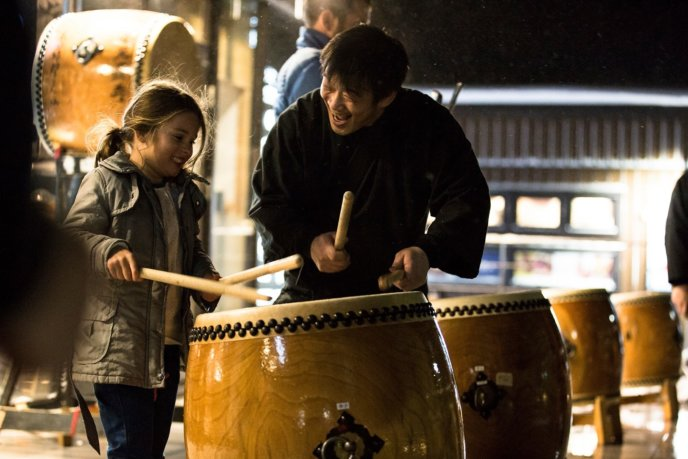 Niseko With A Family Winter Taiko Drums With Children By Hidde Hageman 2
