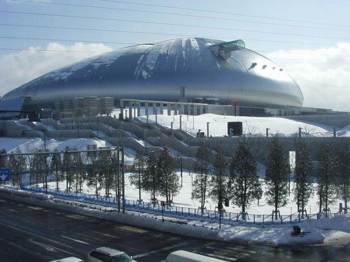 Sapporo Dome 2004 Winter