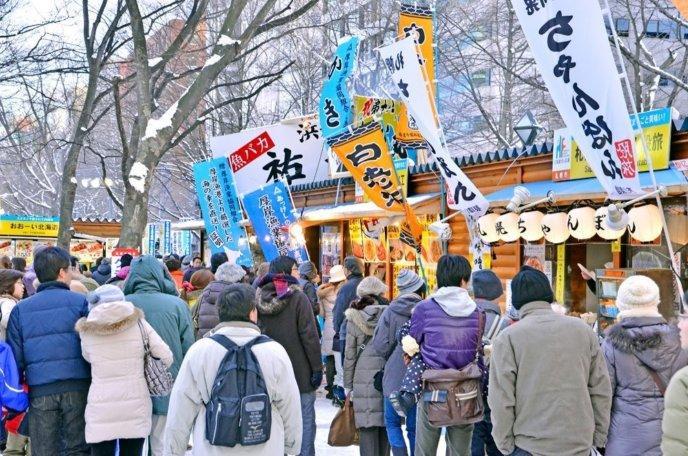 Sapporo Snow Festival9