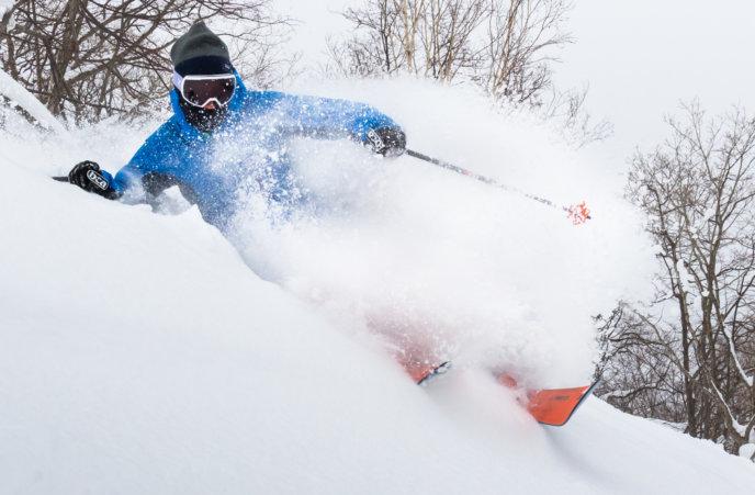 Ski Pow Bine Hr 6