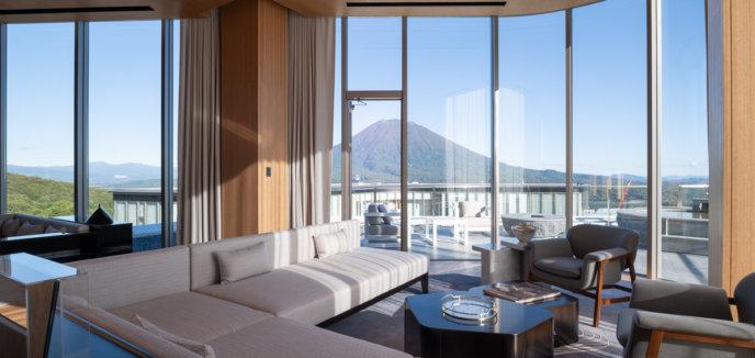 Skye Niseko Annupuri West Penthouse Living Room Summer Low Res 12