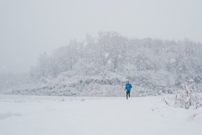 Winter Running Credit Nolan Isozaki
