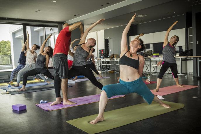 Yoga Aram