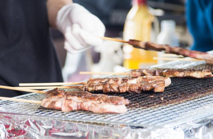 Yukitopia 2018 Kutchan Town Food 3