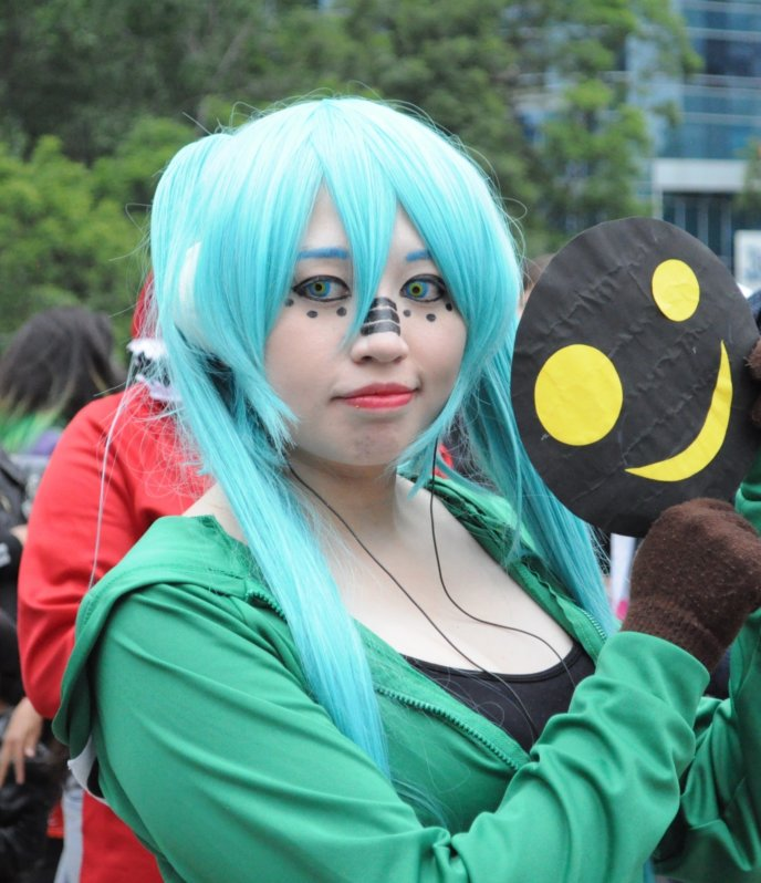 Cosplayer Pixabay Stock Lake Toya Example