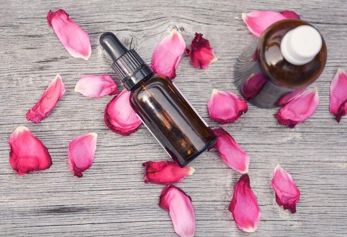 Essential Oils Massage
