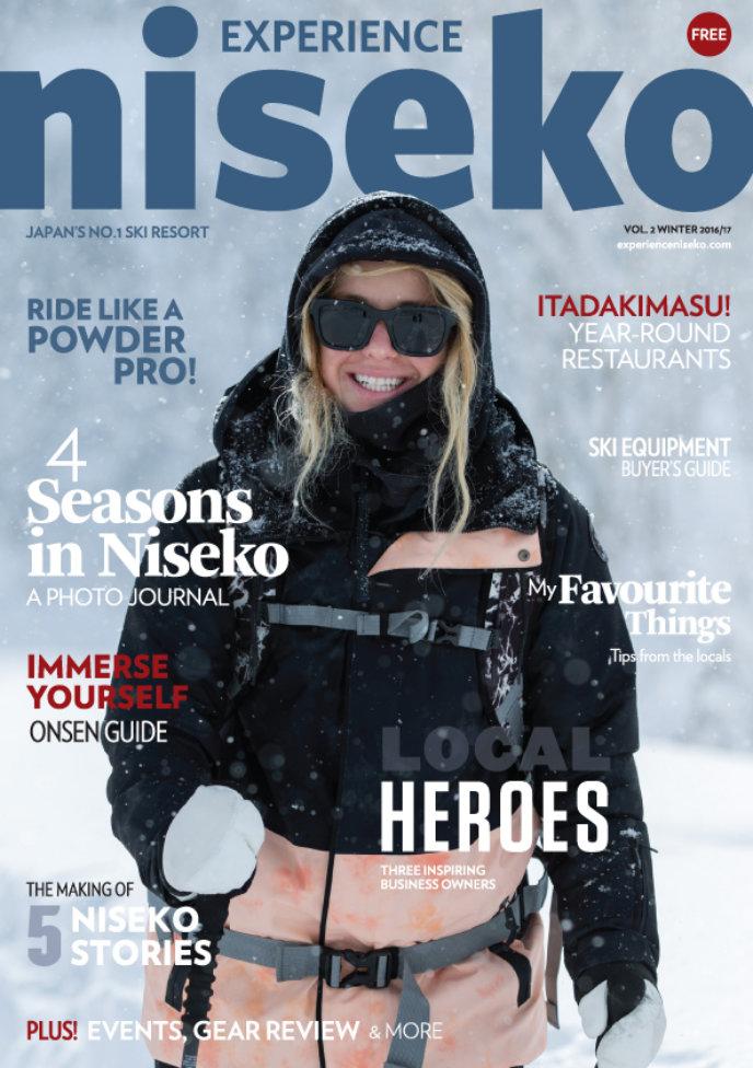 Experience Niseko 2 Cover