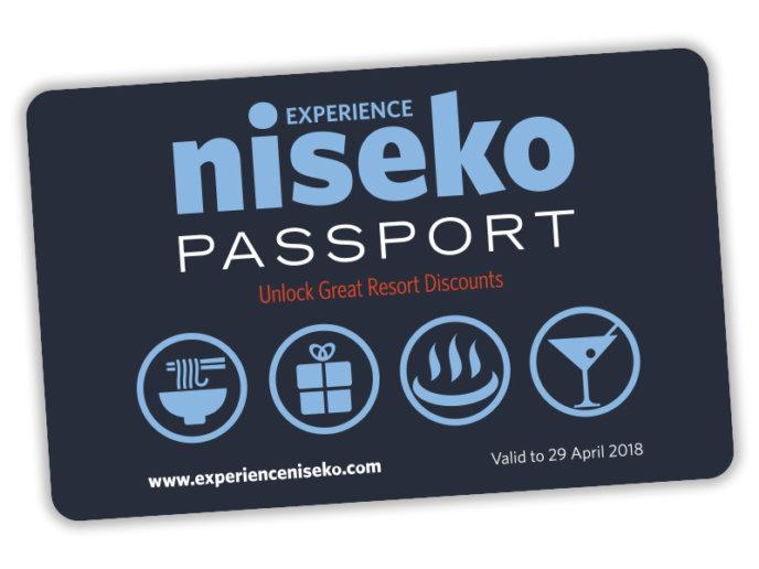Experience Niseko Passport En