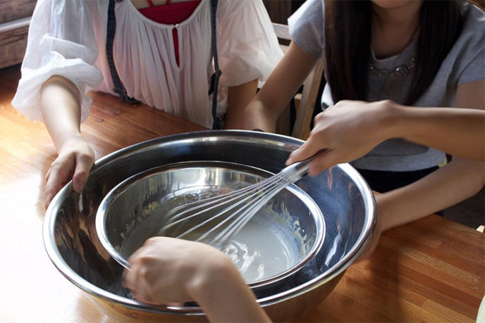 ice-cream-making