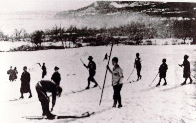 Kutchan Villagers 1913