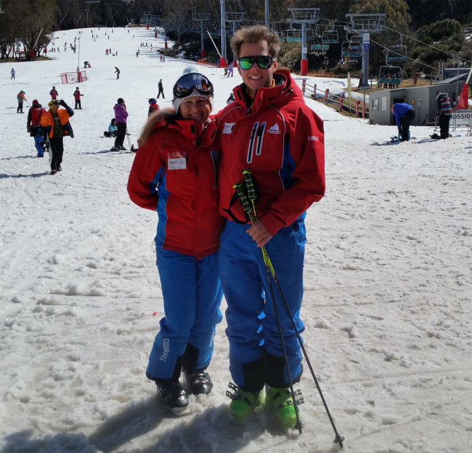 Margie Thredbo