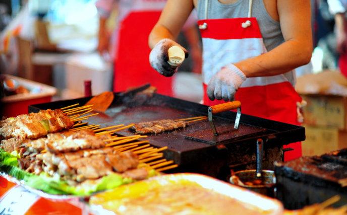 matsuri-food