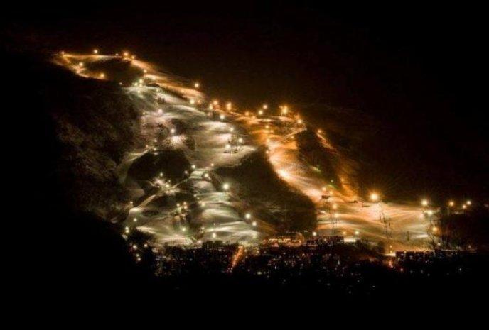 Night Skiing 635