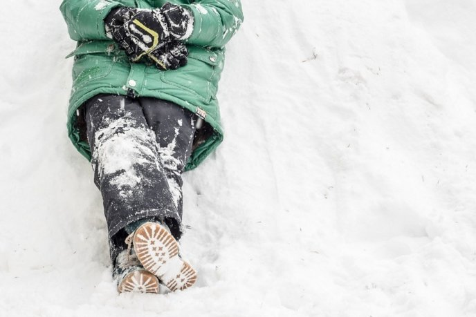 Stock Image Pixabay Winter Jacket Snowpants Boots Cold