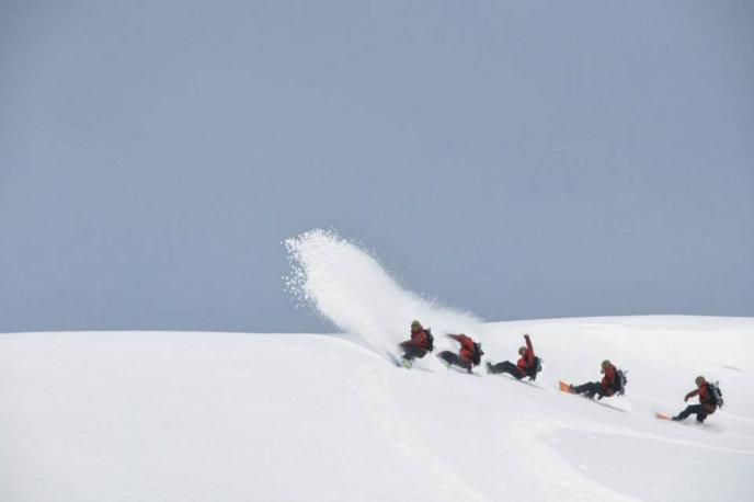 Tats Snowboarding