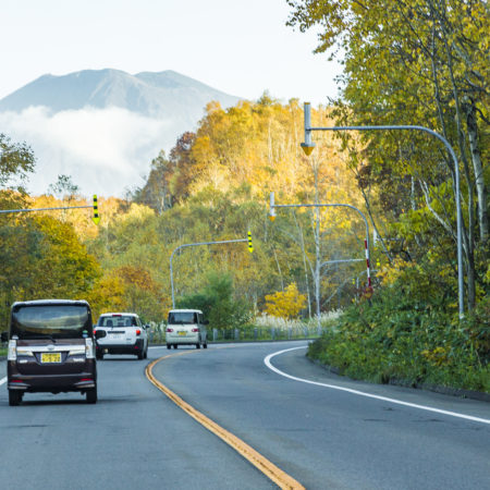 Go For A Drive (Or Ride) In Niseko