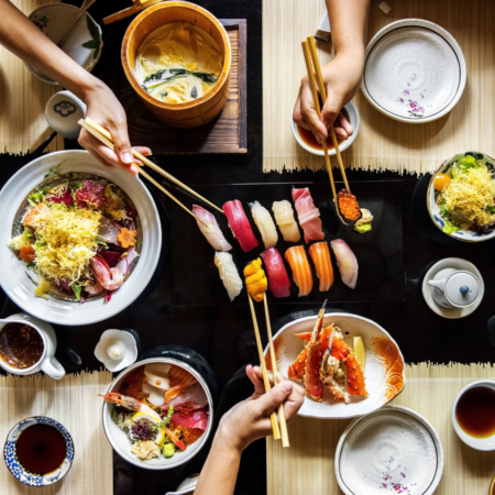 Dinner for 2 or Dinner for 20: Introducing Kumo Restaurant