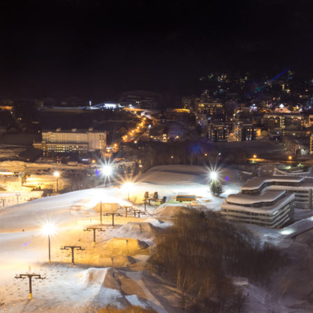 Night Skiing Open for Winter 2018/19