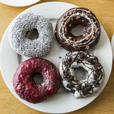 Niseko's Delicious Doughnuts