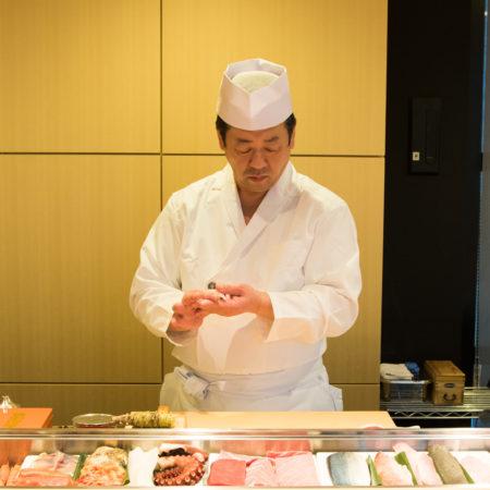 寿司 若竹がひらふにオープン