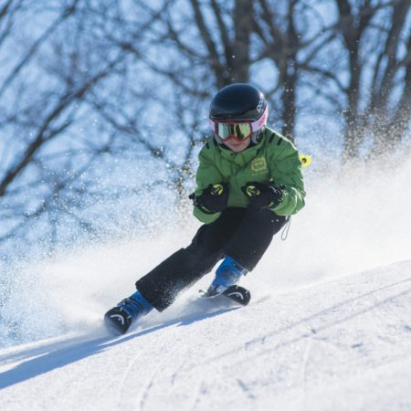Kids Ski Free in Niseko This Spring