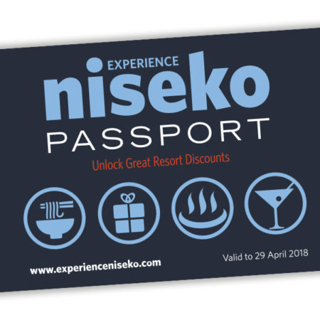 The Experience Niseko Passport Arrives!