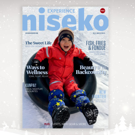 Experience Niseko Winter 2018/19 Magazine Out Now