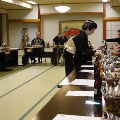 Geisha Experience In Otaru Jan 25Th 20174