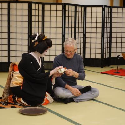 Geisha Experience In Otaru Jan 25Th 201712