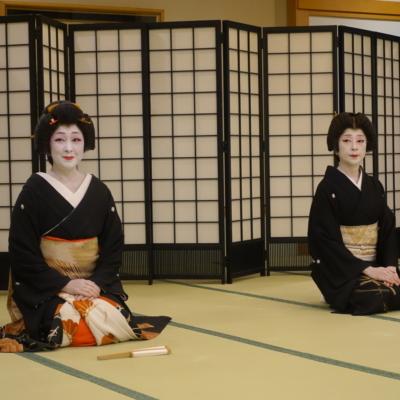 Geisha Experience In Otaru Jan 25Th 201714