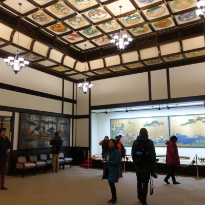 Geisha Experience In Otaru Jan 25Th 2017