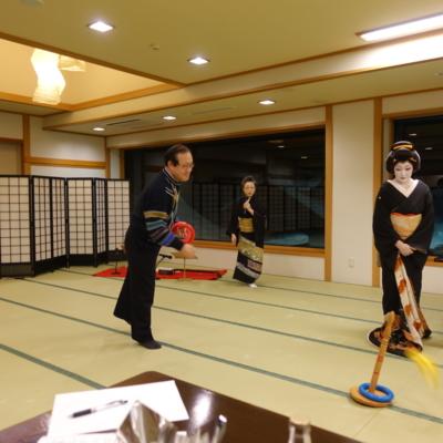 Geisha Experience In Otaru Jan 25Th 2017 4