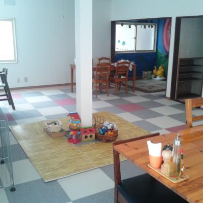 Bleu Cielo Trattoria Kids Room