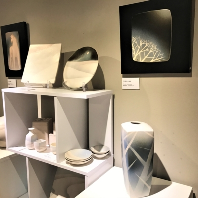 Kiyoe Niseko Gallery Hirafu Kutchan Ceramics And Coffee Event Ceramic Display 4