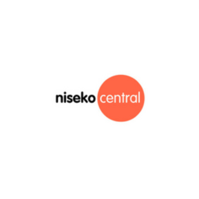 Niseko Central Gallery Display Logo