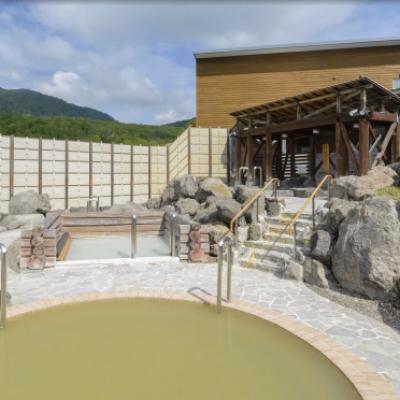 Yukichichibu Female Rotenburo Mud Bath