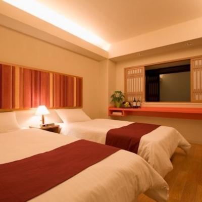 M Hotel Niseko Interior Room Bedroom