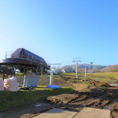 Annupuri Dream Quad Lift October 2017 1