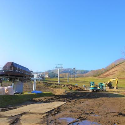 Annupuri Dream Quad Lift October 2017 15