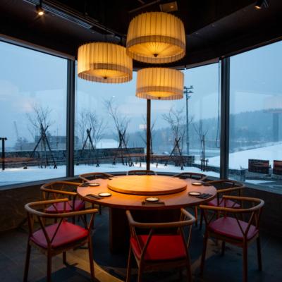 Kumo Restaurant Interior